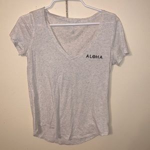 Lululemon Aloha Short Sleeve Shirt